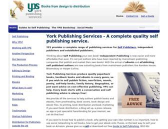 yps-publishing.co.uk screenshot
