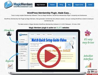 Thumbshot of Magicmembers.com