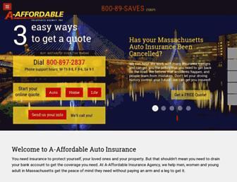 a-affordableinsurance.com screenshot