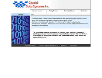 cardol.com screenshot
