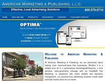 ampcorporate.com screenshot