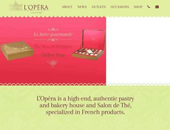 loperaindia.com screenshot