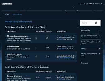 forums.galaxy-of-heroes.starwars.ea.com screenshot