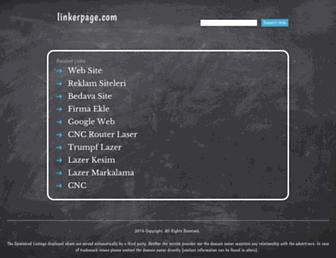 Thumbshot of Linkerpage.com
