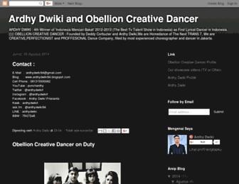 ardhydwiki94.blogspot.com screenshot