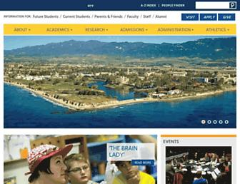 Thumbshot of Ucsb.edu