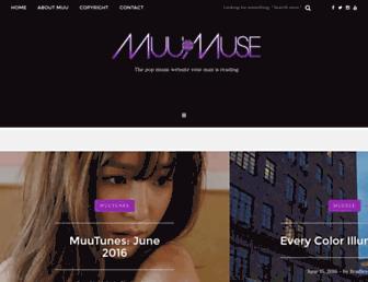 Thumbshot of Muumuse.com