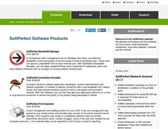 softperfect.com screenshot