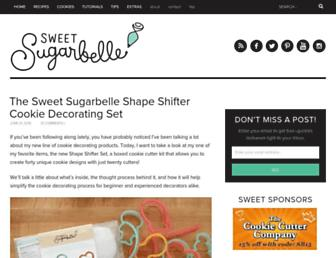 sweetsugarbelle.com screenshot