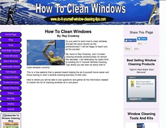 Thumbshot of Do-it-yourself-window-cleaning-tips.com