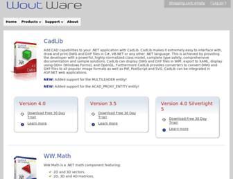 woutware.com screenshot