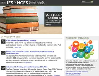 nces.ed.gov screenshot