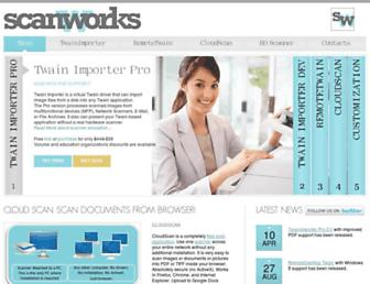 scanworkssoftware.com screenshot