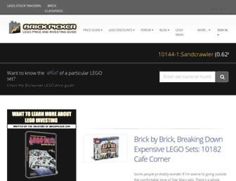 brickpicker.com screenshot