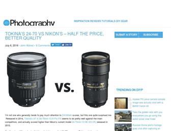 Thumbshot of Diyphotography.net