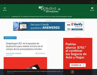 xatakawindows.com screenshot
