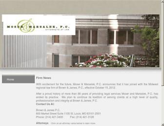 moser.com screenshot