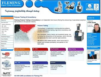 flemingptc.co.uk screenshot