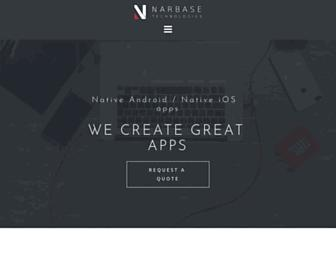 narbase.com screenshot