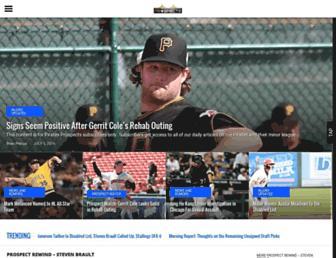 Thumbshot of Piratesprospects.com