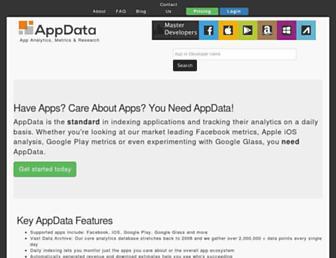 appdata.com screenshot