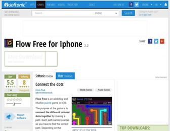 flow-free.en.softonic.com screenshot