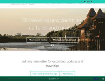 Thumbshot of Travelwithkat.com