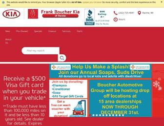 boucherkia.com screenshot