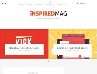Thumbshot of Inspiredm.com