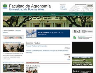 agro.uba.ar screenshot