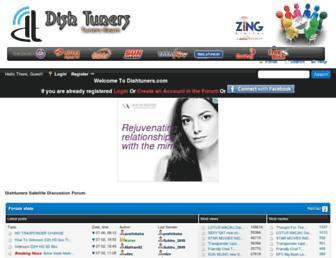 Thumbshot of Dishtuners.com