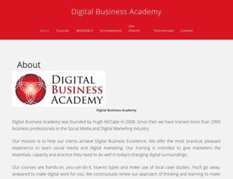 digitalbusinessacademy.co.za screenshot
