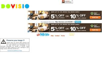 Thumbshot of Dovisio.com