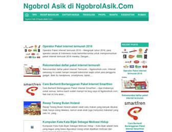 ngobrolasik.com screenshot