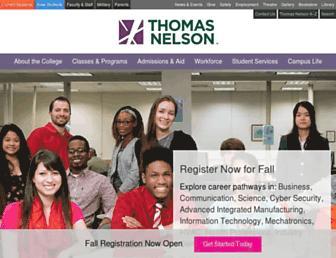 Thumbshot of Tncc.edu