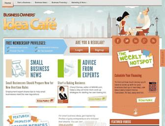 businessownersideacafe.com screenshot