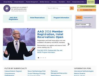 Thumbshot of Aao.org