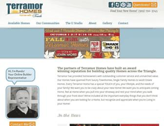 terramorhomes.com screenshot