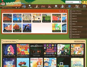 etiquetas.isladejuegos.es screenshot