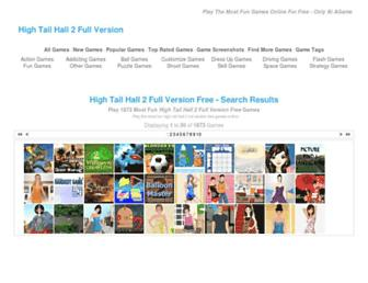 high-tail-hall-2-full-version-free.agame.me screenshot