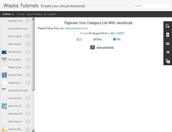 bestwapka.blogspot.com screenshot