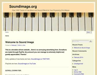 soundimage.org screenshot