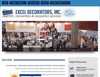 exceldecorators.com screenshot