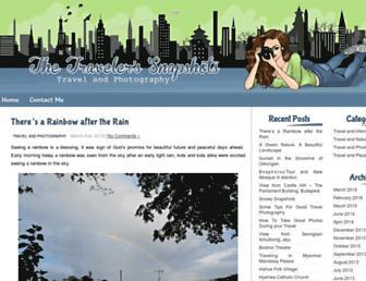 Thumbshot of Thetravelersnapshots.com