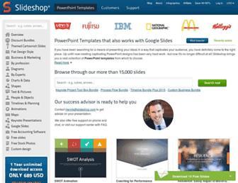 Thumbshot of Slideshop.com