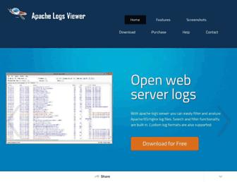 apacheviewer.com screenshot