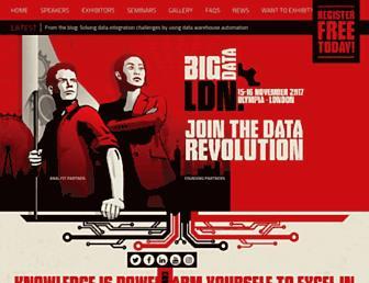 bigdataldn.com screenshot