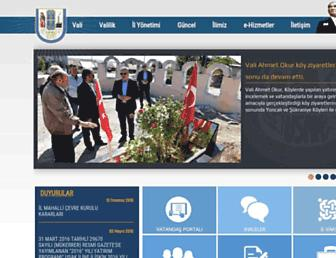 usak.gov.tr screenshot