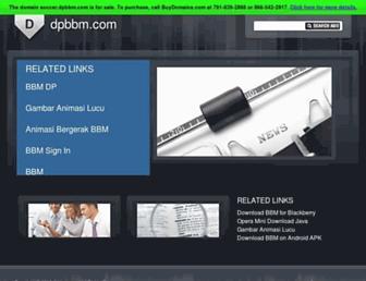soccer.dpbbm.com screenshot
