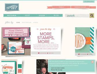 Thumbshot of Stampinup.com